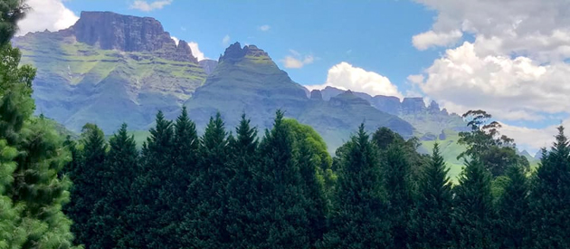 rockwood earth lodge, champagne valley, central drakensberg, winterton, accommodation, self catering, luxury, eco accommodation